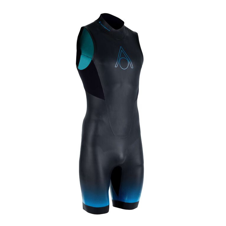 Combinaison courte de natation en eau libre Aquaskin Shorty V3 image number 3
