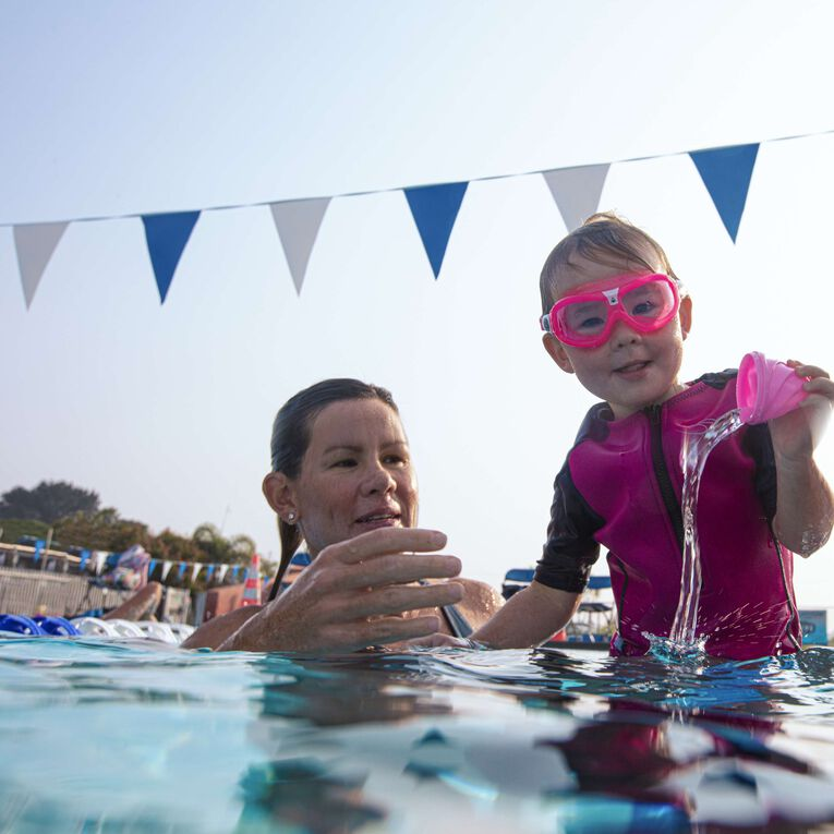 Masque de natation enfant Seal Kid 3 image number 5