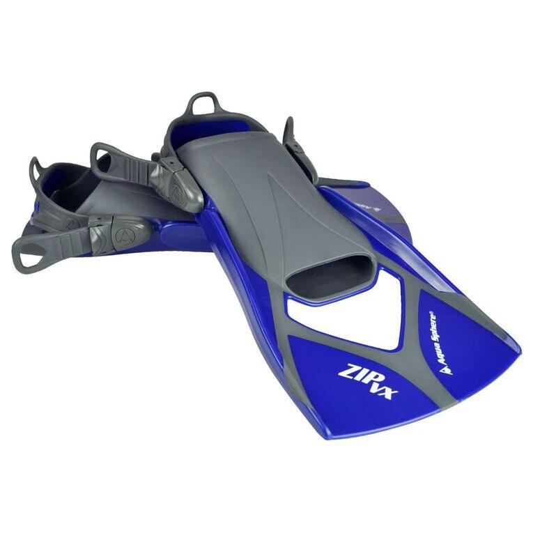 Palmes d'entrainement natation adulte Zip VX image number 0