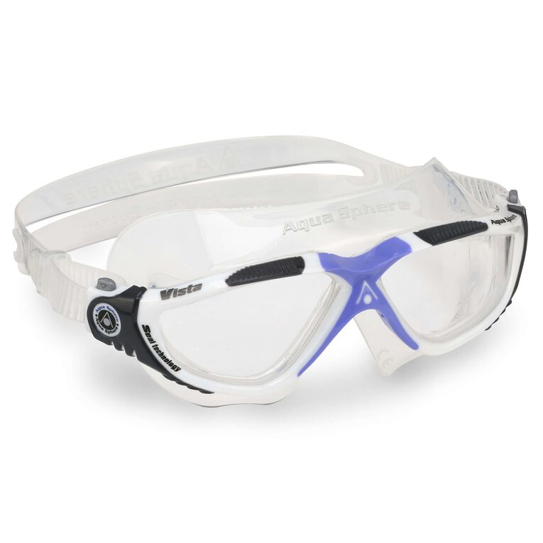 Masque de natation adulte Vista image number 4