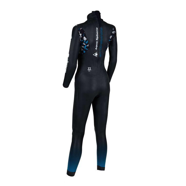Combinaison de natation en eau libre Aquaskin Full Suit V3 image number 2