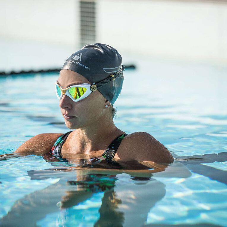 Bonnet de bain natation adulte Tri Cap image number 1