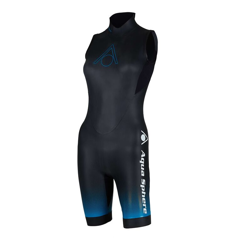 Combinaison courte de natation en eau libre Aquaskin Shorty V3 image number 0