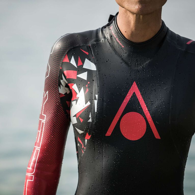 Combinaison de triathlon Racer V3 image number 4