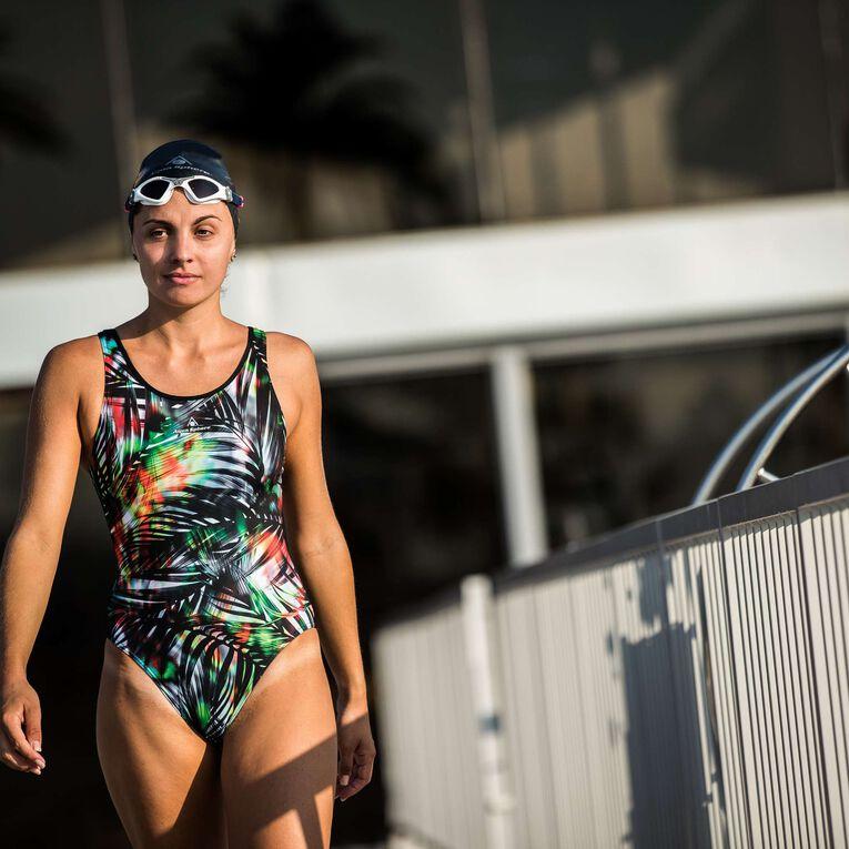 Maillot de bain entrainement natation adulte femme Miami image number 4